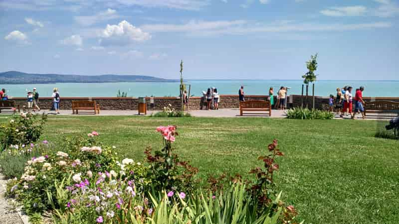 Balaton déli part szállás